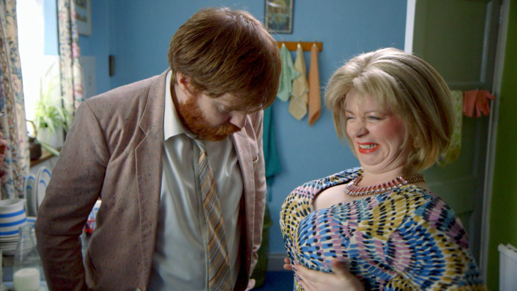 "S01 E03 ""The Lottery"" – Bridget & Eamon"