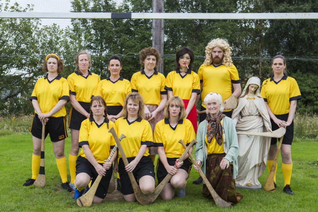 Camogie Team photo