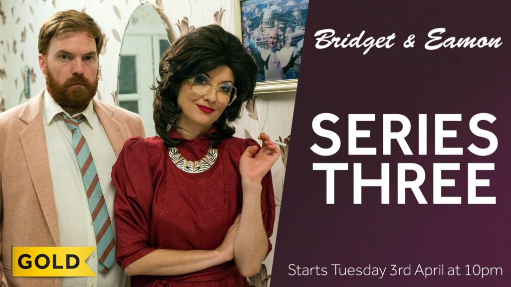Bridget and Eamon Series 3 on GOLD